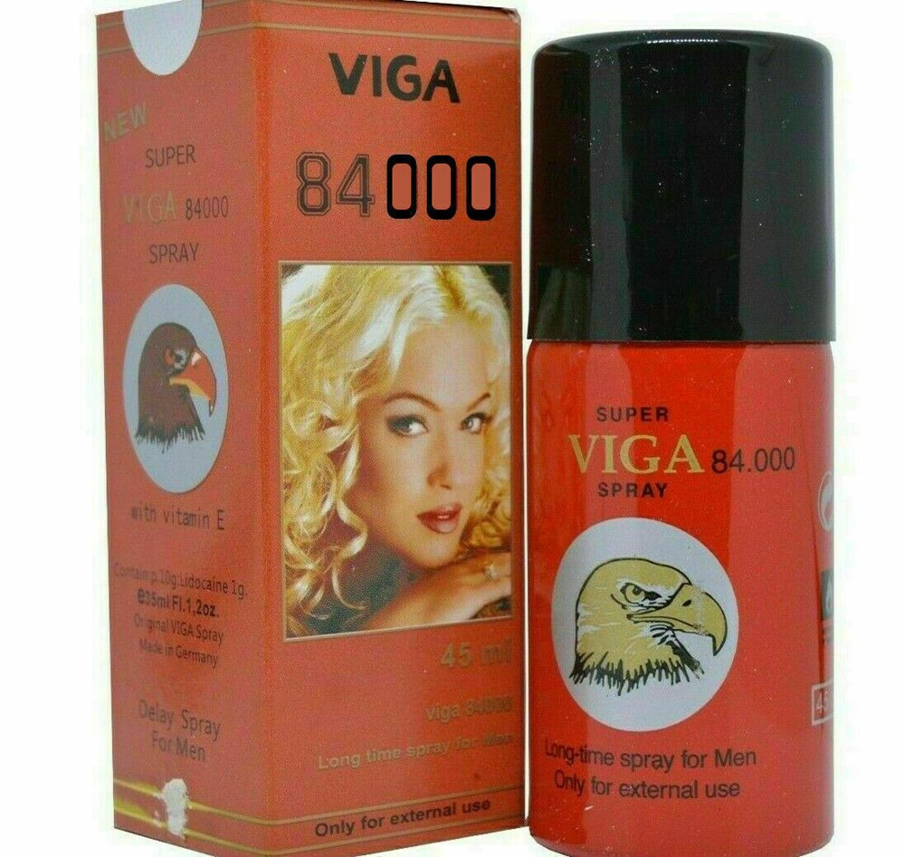 SUPER VIGA 84000 DELAY SPRAY