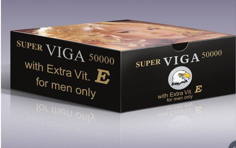 SUPER VIGA 50000 DELAY SPRAY 100 BOTTLES