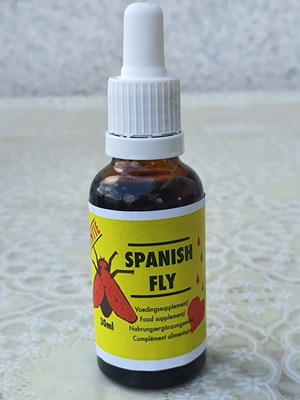 SPANISH FLY SEX DROPS